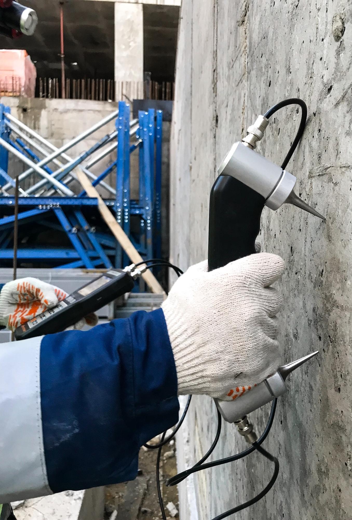 метод бетона
